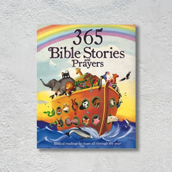 365 Bible Stories And Prayers Hardcover