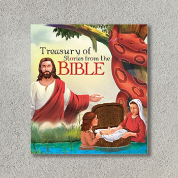 Bible Stories Treasury of Stories from the Bible Hardcover