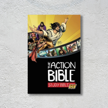 ESV Action Study Bible, Hardcov