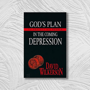 God's Plan to Protect His People in the Coming Depression Paperback