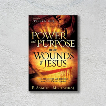 Power & Purpose In The Wounds Of Jesus