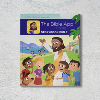 The Bible App For Kids Storybook Bible Hardcover