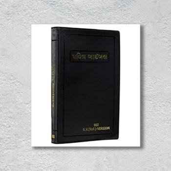 The Holy Bible Gujarati