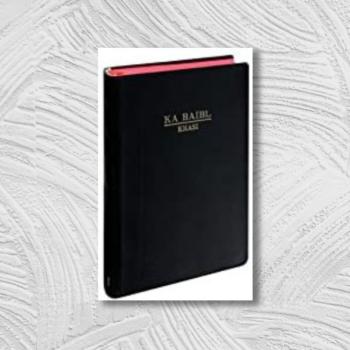 The Holy Bible Khasi