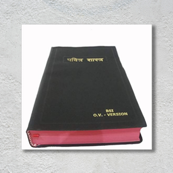 The Holy Bible Marathi