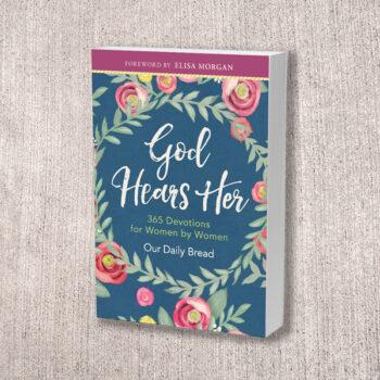 God Hears Her – For Women